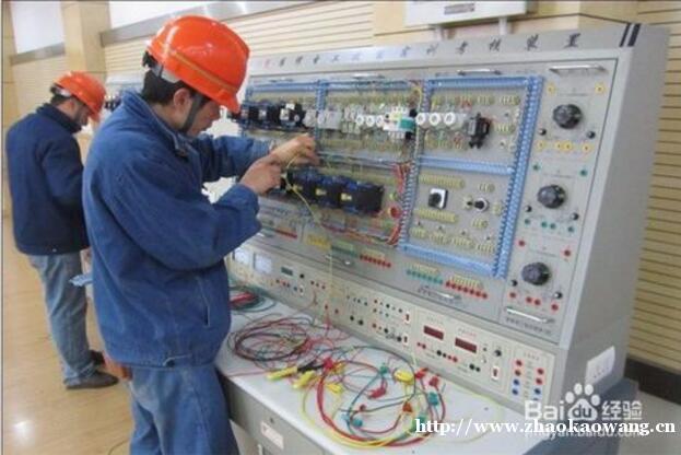电工进网作业许可证复审换证指引