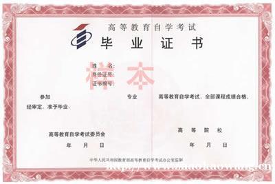 四川省的自考怎么报名 、毕业时间 、学费多少?
